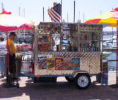 Hot Dog Cart Business Profits