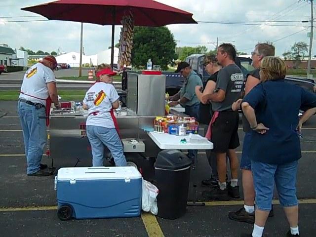 Running A Hot Dog Cart