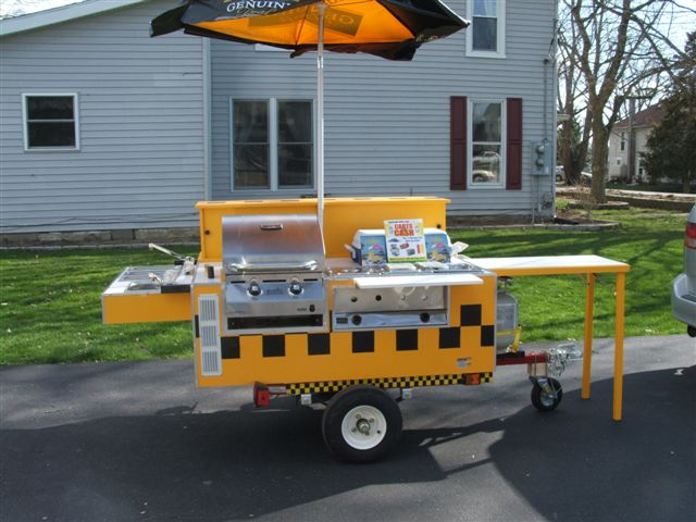 Lees Hot Dog Stand