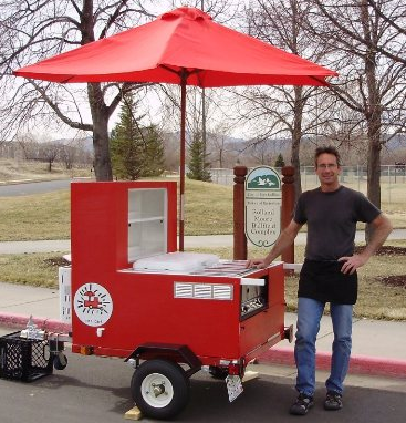 Steve S Hot Dog Cart