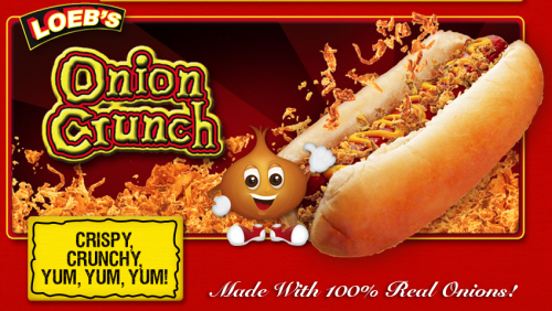 Loeb's Onion Crunch - ... Nick Loeb Onion Crunch
