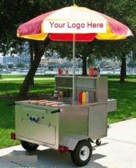 Hot Dog Cart For Sale Houston