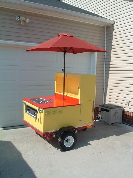 New Hotdog Cart 2 006