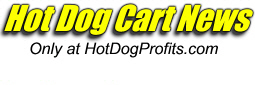 Hot Dog Cart News