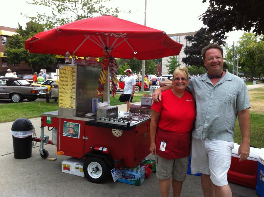 Is Hot Dog Cart A Good Business