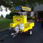 E-Z Built Hot Dog Cart by Hot Dog Mike