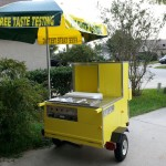 Johns EZ Built Hot Dog Cart 1