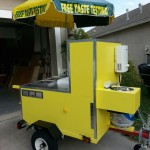 Johns EZ Built Hot Dog Cart 2