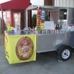 Stumpy's E-Z Built Hot Dog Cart 1