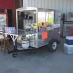 Stumpy's E-Z Built Hot Dog Cart 2