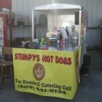 Stumpy's E-Z Built Hot Dog Cart 3