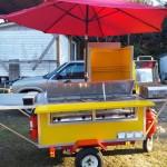 Hot Dog Cart Plans 1