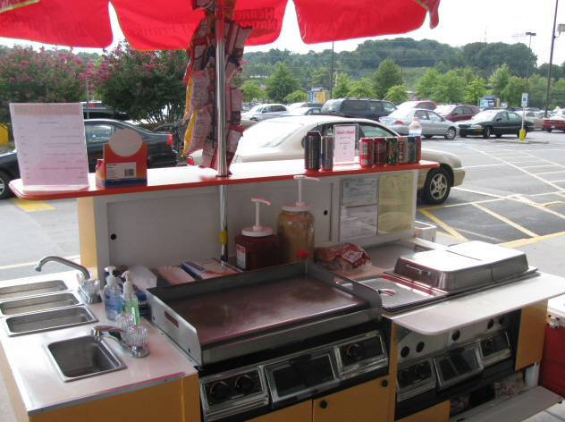 Hot Dog Carts For Sale In California