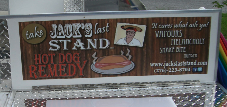 how to build a hot dog cart from scratch