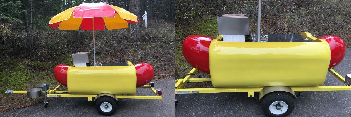 Used Hot Dog Carts For Sale Ebay