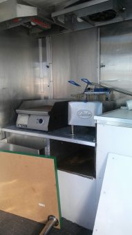 hot dog used concession trailer for sale