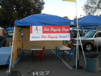 hot dog vending business for sale in Stockton CA