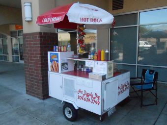 Are Hot Dog Carts Profitable
