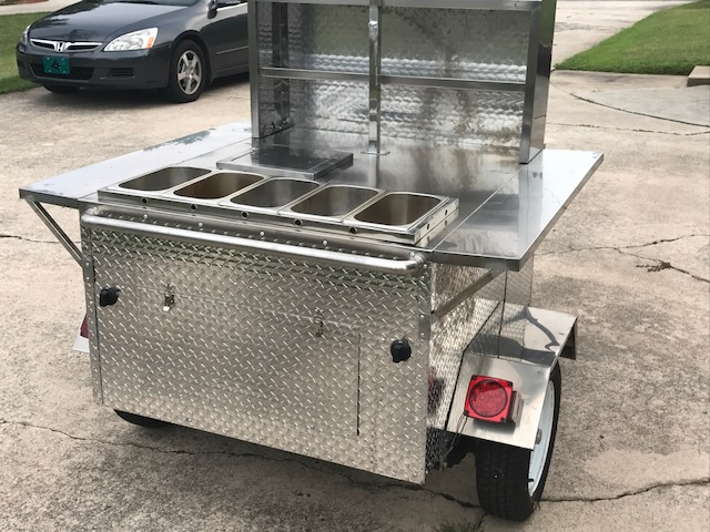 Hot Dog Carts For Sale In Michigan