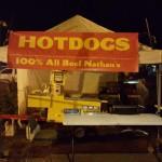hot dog cart in Hawaii 2