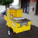 hot dog cart in Hawaii 3