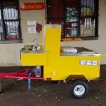 hot dog cart in Hawaii 4