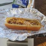 hot dog cart in Hawaii 5