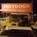 hot dog cart in Hawaii 6
