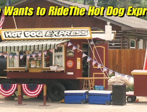 Who Wants to Ride the Hot Dog Express? It's For Sale…