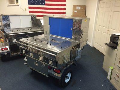 Cart Concept Model 425 hot dog cart
