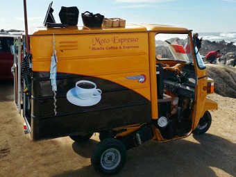 coffee catering in Monterey CA
