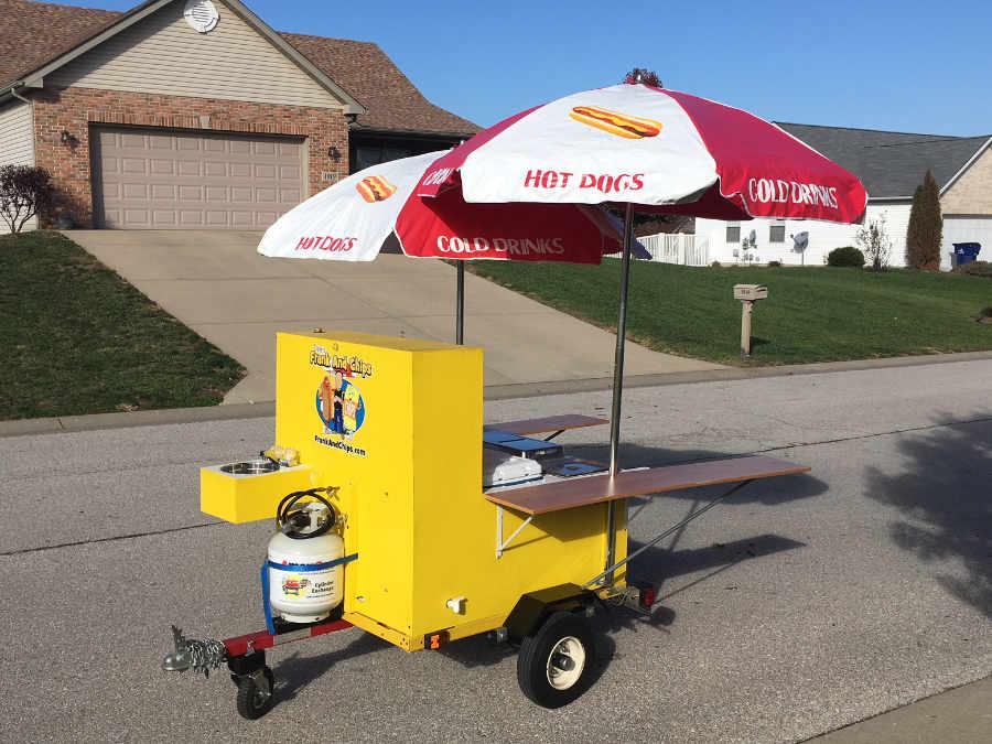 How Much Money Can A Hot Dog Cart Make