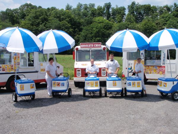 Ice Cream Cart For Sale >> How To Sell Ice Cream At Your Hot Dog Cart Hot Dog Cart