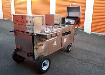 Used Hot Dog Carts - Hot Dog Cart